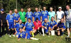 Кубок ветеранов у футболистов из Болграда