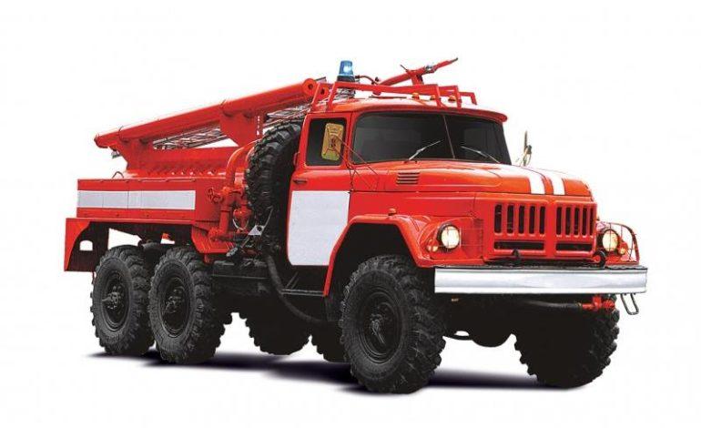 В селе Виноградовка Арцизского района нет ни одной единицы пожарной техники