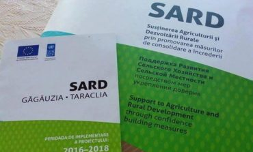 За два года в Тараклийский район Молдовы ЕС вложил более 20 миллионов леев