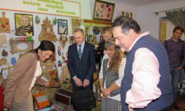 Белгород-Днестровский посетили миссионеры из США