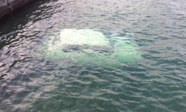 На дне моря в Отраде нашли затонувший автомобиль с мертвой девушкой в салоне