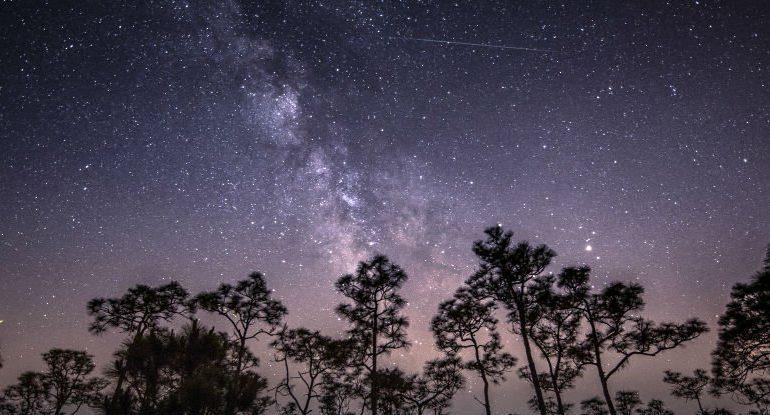 В ночь на 9 октября украинцы смогут наблюдать яркий метеоритный дождь