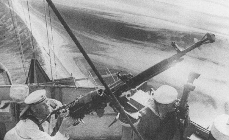 К 76-летию окончания героической обороны Одессы
