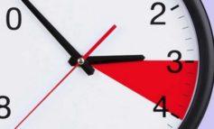 Не забудьте перевести часы