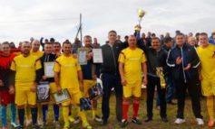 В Тарутинском районе традиционно закрыли футбольный сезон