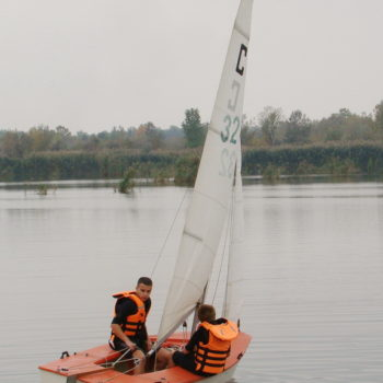 О том, как ренийские яхтсмены измаильскую публику покоряли (фотореп)