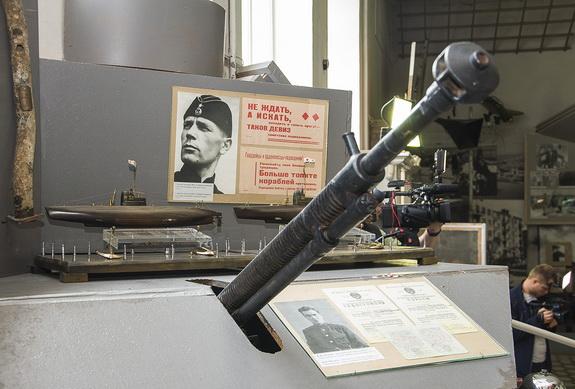В одесском музее открыли выставку посвященную «карманной артиллерии»
