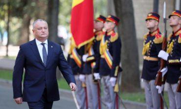 Конфликт Игоря Додона с парламентом и правительством Молдовы грозит отставкой президента