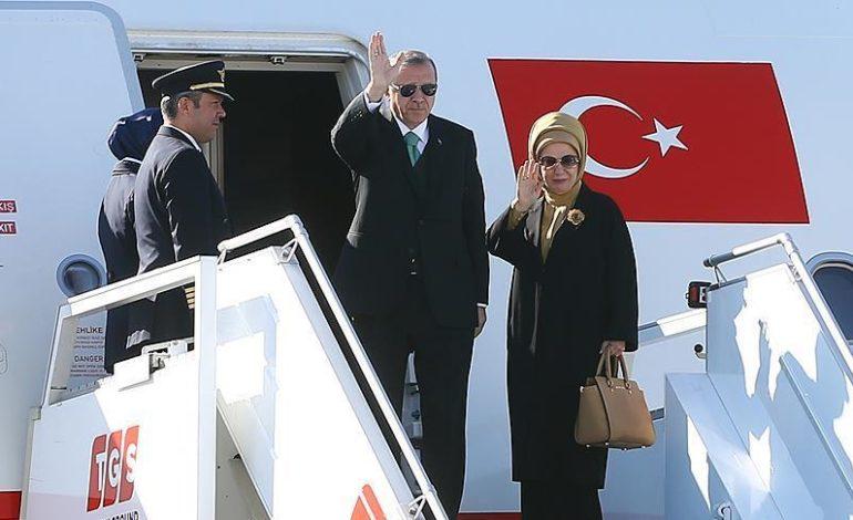 Президент Турции посетит Украину с официальным визитом