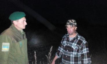Попытка №2: пограничники задержали гражданина Молдовы, пытавшегося под покровом ночи проникнуть в Украину