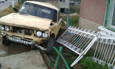 В Виноградовке под колесами машины погибли три женщины