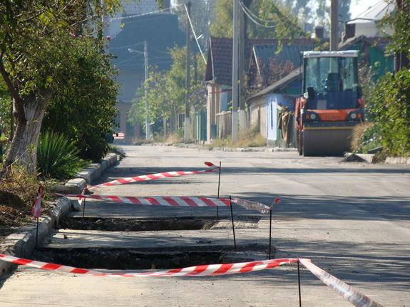 Ренийский вице-мэр заявил, что подрядчик за свой счёт устранит недостатки дорожного ремонта