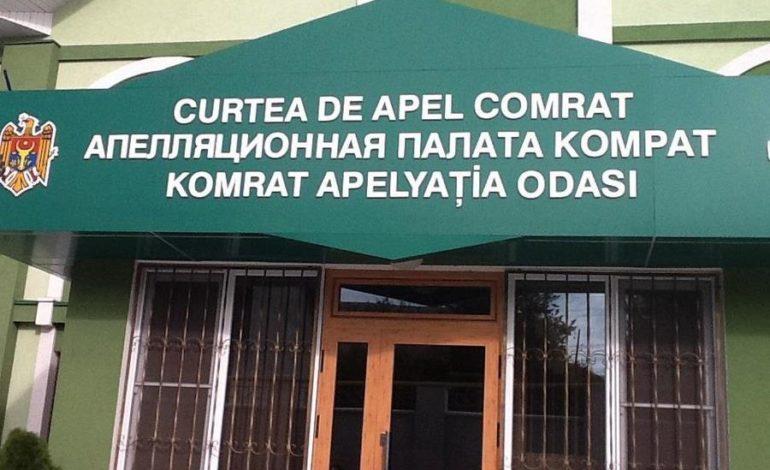 Кишинев взялся за язык. Гагаузских судей упрекнули в ведении дел на русском