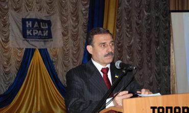 Антон Киссе отчитался перед избирателями