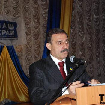 Отчет Антона Киссе перед избирателями (ФОТО)