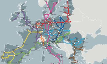 Украина стала членом европейской транспортной сети TEN-T