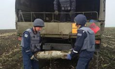 ГСЧС изъяла более 3,6 тыс. взрывоопасных предметов при разминировании в Калиновке
