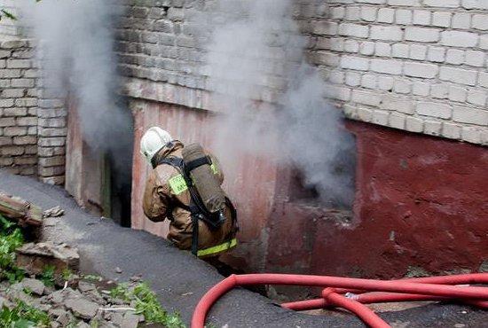 В Одессе в подвале жилого дома нашли обгоревший труп мужчины