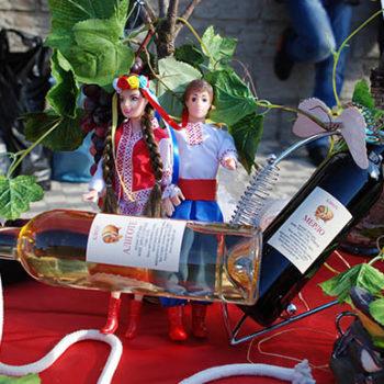 Грандиозный винный фестиваль в Болграде (фоторепортаж)