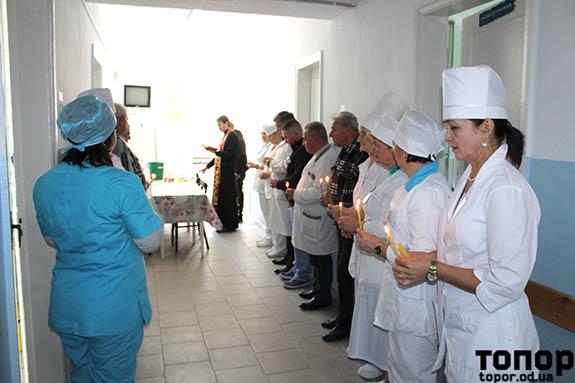 В Болграде отремонтировали отделение ЦРБ