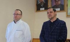 В Болграде представили нового главврача райбольницы