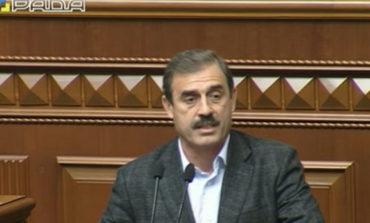 Год депутатской деятельности народного депутата Антона Киссе