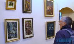 В Одессе показали картины известного одесского художника из частной коллекции болгарского дипломата