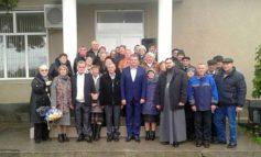 В Надеждовке уважили ветеранов