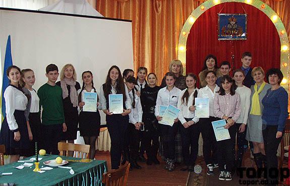 В Болграде соревновались интеллектуалы