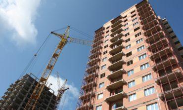 Темпы жилищного строительства в Украине с начала 2017 года выросли на 21,4%