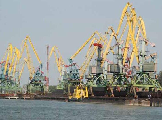 Крупный портовый оператор зашел в порт «Южный»