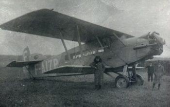 Развитие авиации в Аккермане