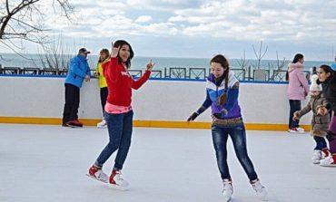 В Белгороде-Днестровском появится благоустроенный ледовый каток