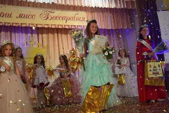 В Одесской области определили Мини Мисс Бессарабии-2017
