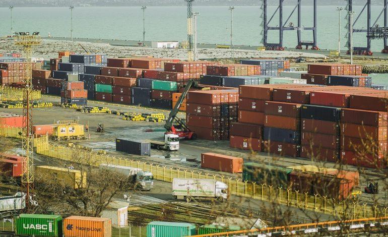 Грузооборот морских портов Украины вырос на 0,6%