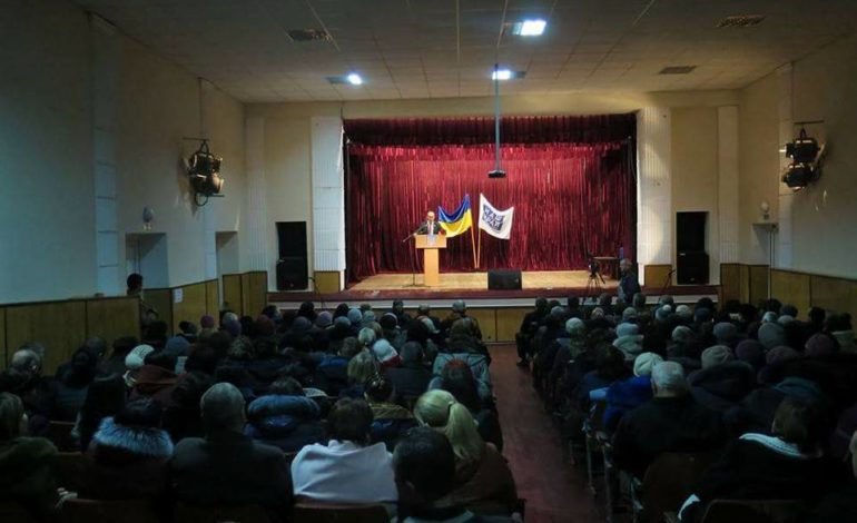 Ренийцы – Юрию Димчогло: «Вы – наш по-настоящему народный депутат»