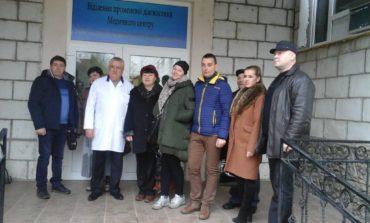 Общественники Арциза побывали на экскурсии в центральной районной больнице