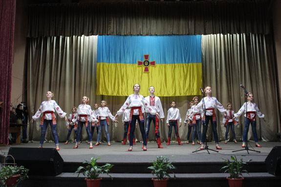 День Вооружённых Сил Украины отметили в Белгороде-Днестровском