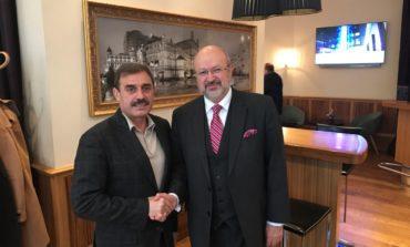Антон Киссе встретился с Верховным Комиссаром ОБСЕ Ламберто Заньером