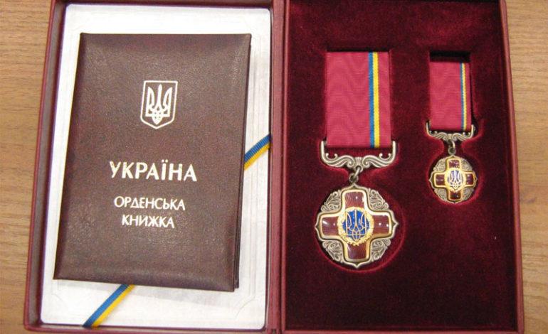 Президент Украины наградил орденом заместителя председателя Одесского областного совета