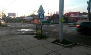 В Белгороде-Днестровском маршрутка сбила 8-летнюю девочку