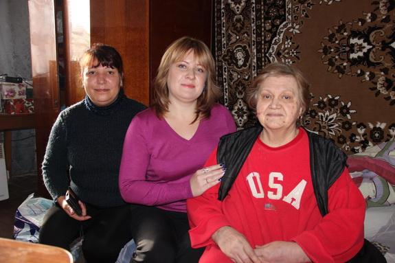Депутат от партии «Наш край» не оставляет без внимания инвалидов