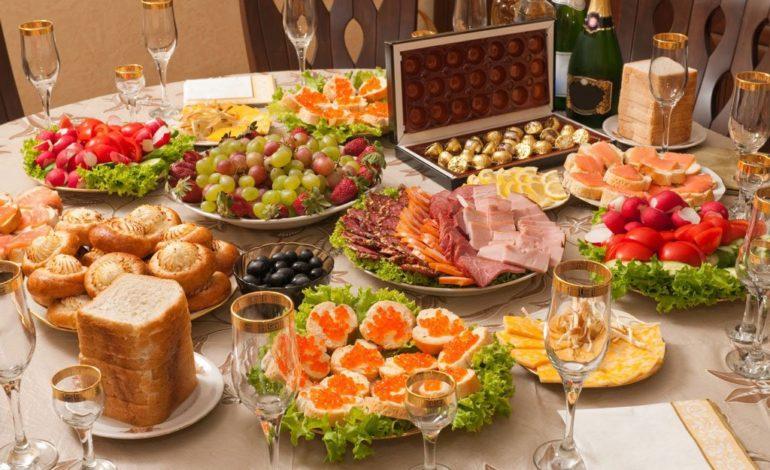 Скромный новогодний стол подорожал на 22%