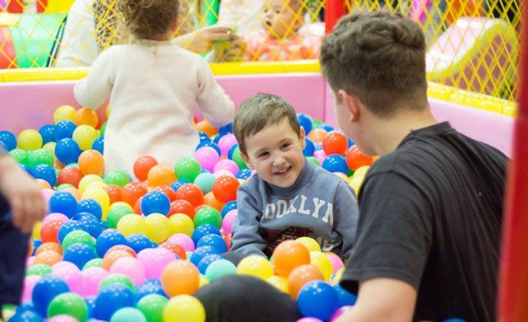 В Белгороде-Днестровском открылся развлекательный центр для детей