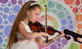 Юную аккерманку признали лучшим виртуозом на областном конкурсе