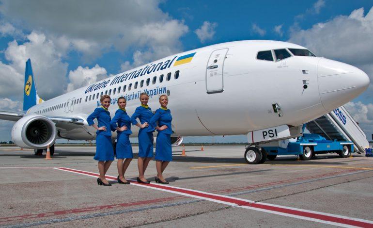 Авиакомпании Украины в 2017 году увеличили пассажирские перевозки на 27%