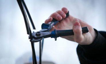 Изощренный способ кражи в Одессе: 78 м кабеля «в карман»