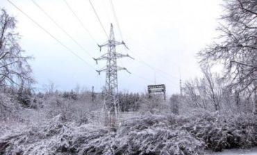 В Украине остаются обесточенными 16 населенных пунктов