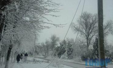 Восстановление электроснабжения: ситуация в Арцизском, Килийском и Татарбунарском районах непростая