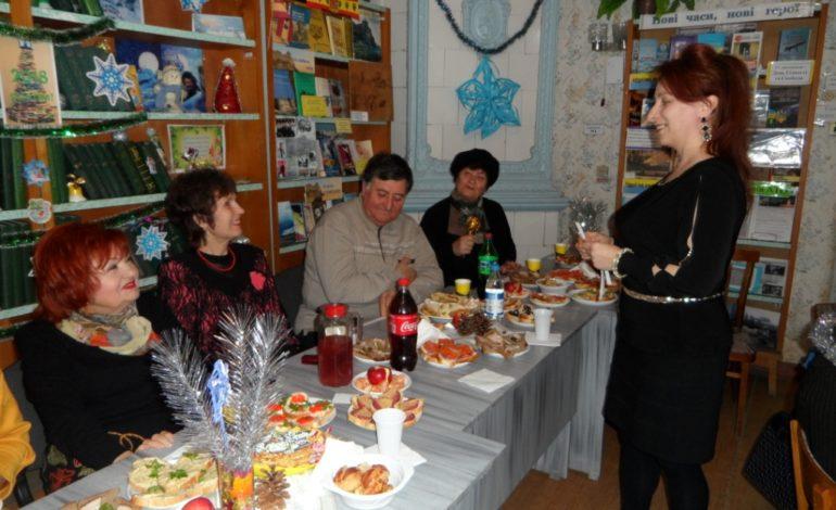 В центральной библиотеке Белгорода-Днестровского пели частушки